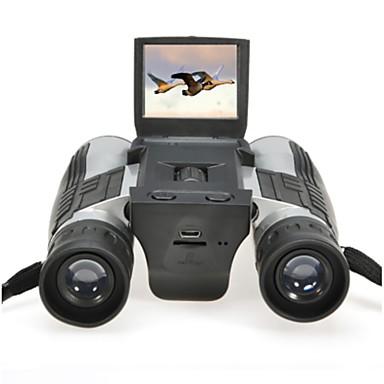 cheap Novelties-Zoom FS608 Digital Binocular Telescope camera 5MP CMOS Sensor 2.0'' TFT Full HD 1080p DVR Photo Video Recording USB Binoculars