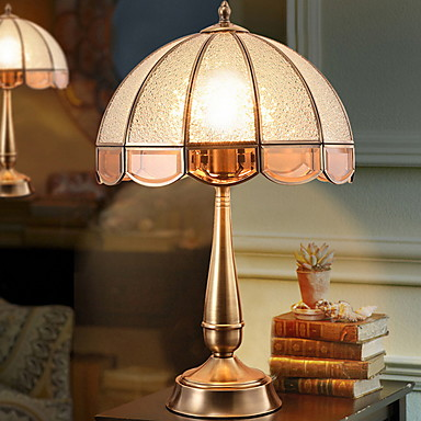 Traditional Classic New Design Table Lamp For Bedroom Study Room