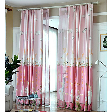 Blackout Curtains Drapes Kids Room Cartoon 100% Polyester Printed 7003593  2018 U2013 $53.52