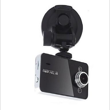billige Bil-DVR-640 x 480 / 1280 x 720 / 1920 x 1080 Mini / Nattsyn Led / Bevegelsessensor Bil DVR 140 grader Bred vinkel 2 MP 2.7 tommers / 2.2 tommers Dash Cam med Night Vision / Bevegelsessensor / Innebygd
