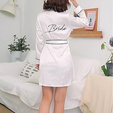Sac Cadeau Pantoufles Mariée Mariage Personnalisé robe de chambre Masque Yeux Bandeau