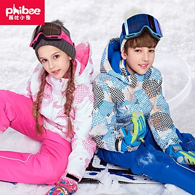 e2e4d5c8a Boys  Girls  Activewear Set Ski Jacket with Pants Waterproof ...