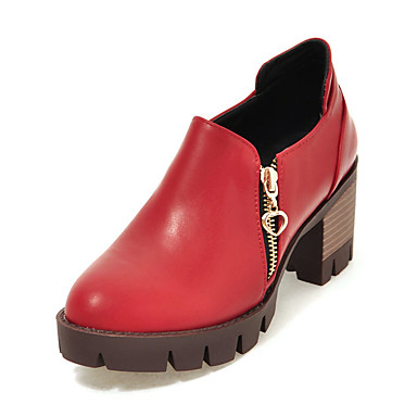 women's faux leather spring  fall casual / minimalism
