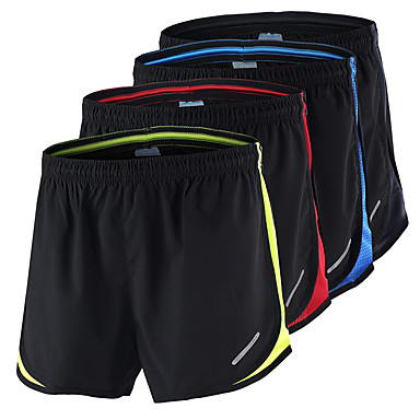Men's Sport Bodybuilding Gym Workout Fitness Shorts Summer Training Short Pants