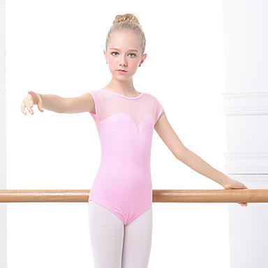 d3c7b084b Ballet Leotards Girls  Training   Performance Elastane   Lycra Split ...