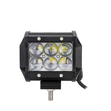 [$24 99] OTOLAMPARA 1 Piece None Car Light Bulbs 30 W High Performance LED  3000 lm 6 LED Working Light For Ford / Chevrolet S10 / Silverado / Tundra