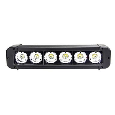 billige Billamper-Sportsbil / Terrengkjøretøy / Traktor Elpærer 60 W Høypresterende LED 5100 lm 6 Arbeidslampe Til