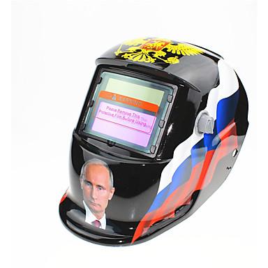 preiswerte Handwerkzeuge-Automatische fotoelektrische Schweißmaske für das Putin-Muster
