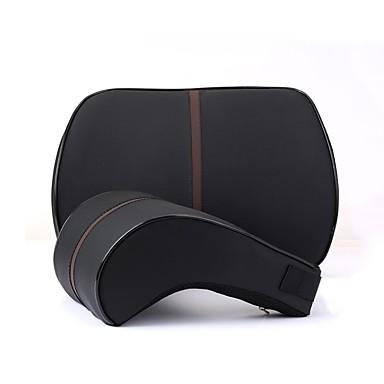 voordelige Auto-interieur accessoires-Auto-taillekussens Taille Kussens Zwart / Beige / Koffie Imitatieleer Standaard Voor GM Alle jaren