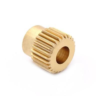 povoljno 3D printeri i pribor-Tronxy® 1 pcs Gear Kit za grijanje ekstrudera za 3D pisač