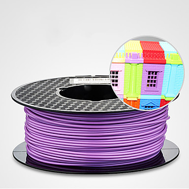 LB@ 3Dプリンタフィラメント PLA 1.75 mm 1 kg 3Dプリンタ用 3Dペン用