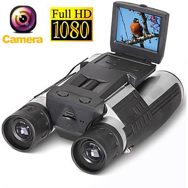 رخيصةأون قياس/ أدوات القياس و الفحص-التكبير fs608 الرقمية مجهر تلسكوب الكاميرا 5mp cmos الاستشعار 2.0 بوصة tft كامل hd 1080 وعاء dvr صور فيديو تسجيل usb مناظير