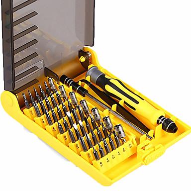 levne Šroubováky-profesionální přenosné 45 v 1 hardwarové šroubováky nástroje přesné fixace ručního nářadí pro telefonní opravu domácích notebooků