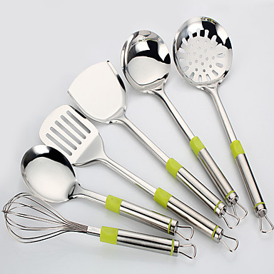Stainless steel Cooking Tool Sets Creative Kitchen Gadget ...