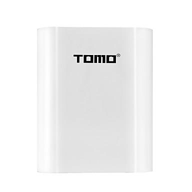 levne Elektrické vybavení-TOMO T4 Nabíječka baterií Přenosná Smart LCD displek