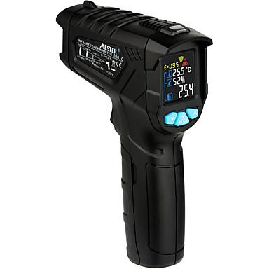 billige Test-, måle- og inspeksjonsverktøy-MESTEK IR01C Bærbar / Multifunksjonell infrarøde termometre 120°C Til Utendørs Sport, brukes til temperaturmålinger og kontroll i grill, Reise stil
