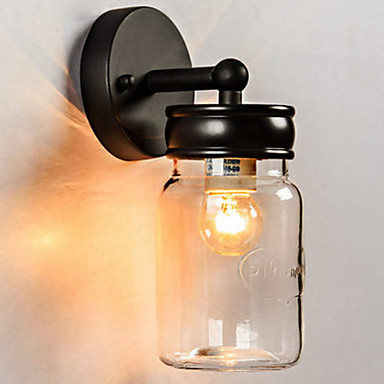 Slatko / Kreativan Suvremena suvremena Stambeni prostor / Unutrašnji Metal zidna svjetiljka 110-120V / 220-240V 60 W