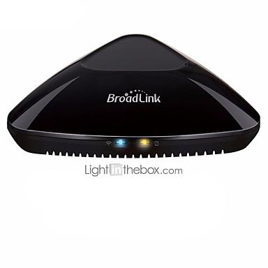 broadlink® rm pro + wifi daljinski upravljač za kućni zid montiran / slobodno stojeći wifi upravljač kompatibilan sa Apple android pametnim telefonom radi s alexa