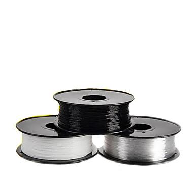preiswerte Materialien für 3D-Drucker-OEM Filament für 3D-Drucker PETG 1.75 mm 1 kg für 3D-Drucker