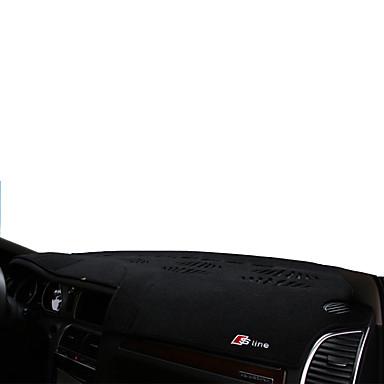 Αυτοκίνητο Πίνακας ταμπλό Εσωτερικά πατάκια αυτοκινήτου Για Audi 2015 2014 2013 2012 2011 2010 2009 2008 Q7