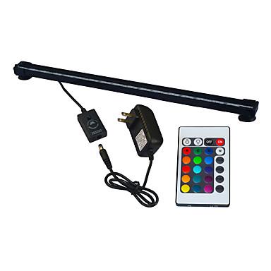 1st 6 W 420 lm 50 LED-pärlor SMD 5050 Vattentät / Fjärrstyrd / Dekorativ RGB 100-240 V