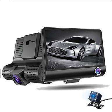 levne Auto Elektronika-ziqiao a32 fhd 1080p auto dvr 4 palcový dash cam 3 objektiv fotoaparátu noční vidění car dvr