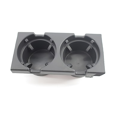 billige Interiørtilbehør til bilen-Oppbevaringsboks Oppbevaringskasser ABS Resin Til BMW 1999 / 2000 / 2001 E46