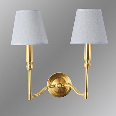 Cool retro Stěnové lampy Ložnice Kov nástěnné svítidlo 220-240V 40 W