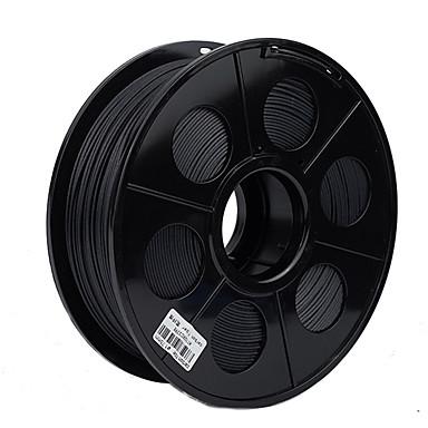 preiswerte Materialien für 3D-Drucker-KCAMEL Filament für 3D-Drucker Carbonfaser +EPS 17.5 mm 1 kg für 3D-Drucker