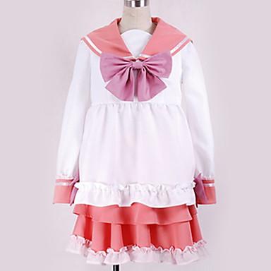 Inspirirana Vocaloid Cosplay Anime Cosplay nošnje Japanski Cosplay Suits Šivena čipka / Suvremeno Kravata / Haljina / Kostim Za Muškarci / Žene