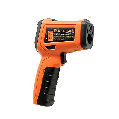 billige Test-, måle- og inspeksjonsverktøy-PEAKMETER PM6530D Digital IR Temperaturmåler -50°C~800°C Datalagring, Høy / lav temperatur alarm