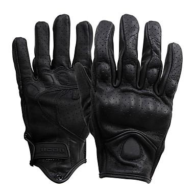 povoljno Motori i quadovi-Cijeli prst Muškarci Moto rukavice Koža Prozračnost / Otporno na nošenje / Protective