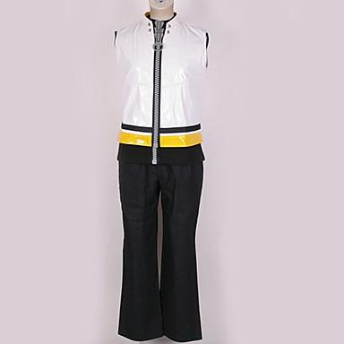 Inspirirana Kingdom Hearts Cosplay Anime Cosplay nošnje Japanski Cosplay Suits Suvremeno Top / Hlače / Kostim Za Muškarci / Žene