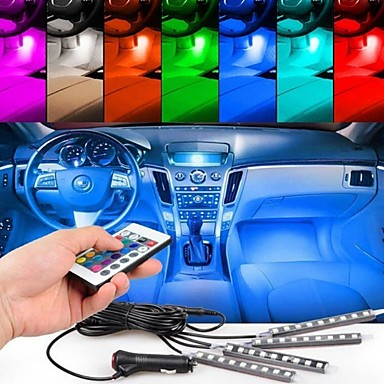 auto verlichting led strip neonlamp decoratieve sfeerverlichting auto interieur licht 5911313 2019 1521