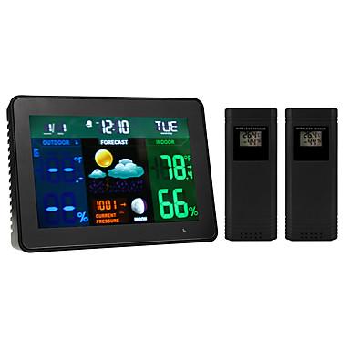 povoljno Pametni budilnik-OEM TS-71 Smart Mjerenje temperature Kućanstvo, Mjerenje temperature i vlage