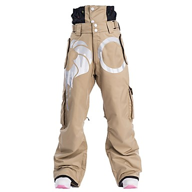 9f764d3fb RIVIYELE Women s Ski   Snow Pants Waterproof Windproof Breathability ...