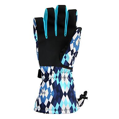 povoljno Motori i quadovi-Cijeli prst Uniseks Moto rukavice Koža Ugrijati / Otporno na nošenje / Protective