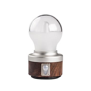 Ferala, šator Svjetla 230 lm LED XP-G2 1 emiteri Automatski 5 rasvjeta mode s USB kabelom Prijenosno New Design Kampiranje / planinarenje / Speleologija Kava