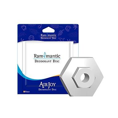 Rammantic Car Air Purifiers ธรรมดา น้ำหอมรถยนต์ / ดับกลิ่นรถยนต์ พลาสติก / น้ำมัน ลบกลิ่นผิดปกติ / ฟังก์ชั่นหอม