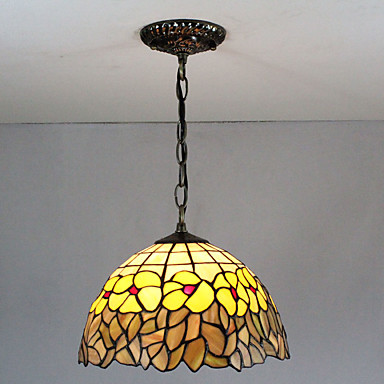 Pendant Light Ambient Light Painted Finishes Glass Glass Multi-shade, Creative 110-120V / 220-240V