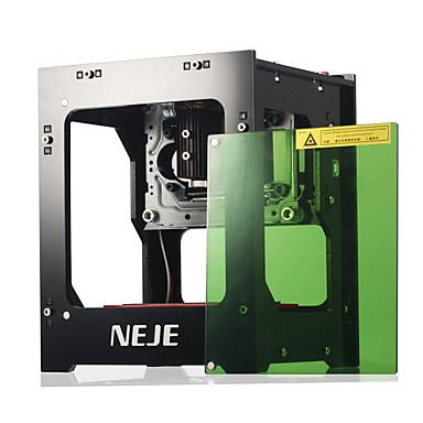 povoljno 3D printeri-NEJE雷捷 DK-8-KZ 1000mW Upgrade Laserski gnječilac 100pcs logo 0.4 mm New Design / Kompletan stroj