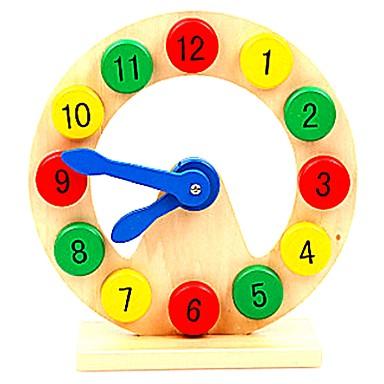 Puzzle Drvene puzzle Drveni modeli Kreativan Škola geometrijski uzorak drven 1 pcs Dječji Djeca Sve Igračke za kućne ljubimce Poklon