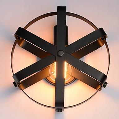Kreativan Suvremena suvremena Zidne svjetiljke Spavaća soba Metal zidna svjetiljka 220-240V 40 W