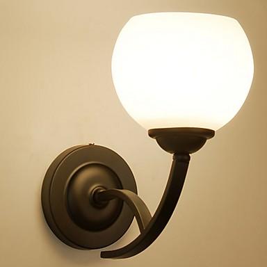 Cool Suvremena suvremena Zidne svjetiljke Study Room / Office Metal zidna svjetiljka 220-240V 40 W