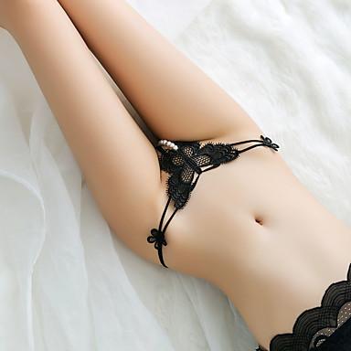 Žene Tange - Jednobojni, Izrezati Niski struk Super seksi / Izlasci / Klub