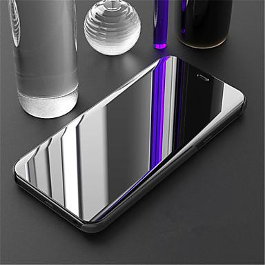 Θήκη Za OnePlus OnePlus 6 / One Plus 6T sa stalkom / Pozlata / Zrcalo Korice Jednobojni Tvrdo PU koža