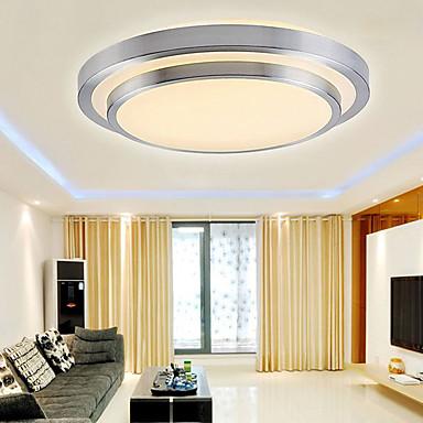 Skyllmonteringslys Nedlys galvanisert PVC Akryl Mini Stil, LED 90-240V / 110-120V / 220-240V Varm Hvit / Hvit
