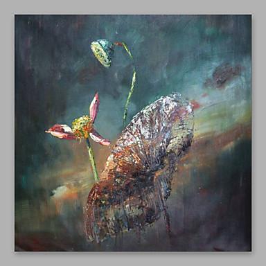 Hang oslikana uljanim bojama Ručno oslikana - Sažetak Moderna Uključi Unutarnji okvir