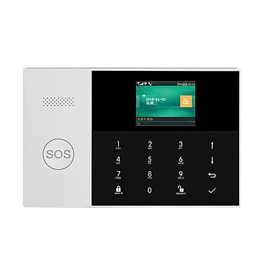 factory oem pg 105 alarm host gsm wifi platform gsm wifi mobile
