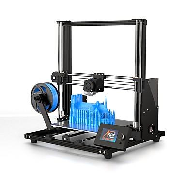 povoljno 3D printeri-Anet A8 Plus DIY 3D pisač 300mm*300mm*350mm 0.4 mm Uradi sam